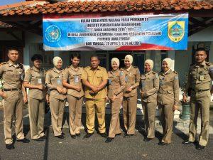Praja IPDN Melaksanakan Kuliah Kerja Nyata (KUKERTA) di Desa Lawangrejo