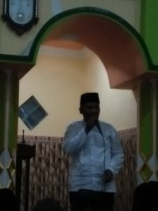 Tarawih Keliling Bapak Camat Pemalang